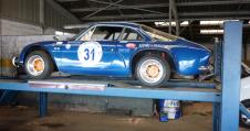 renault alpine garage